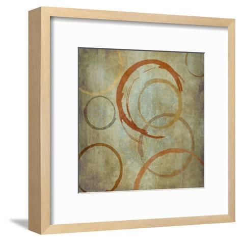 Vintage Circles-Kristin Emery-Framed Art Print