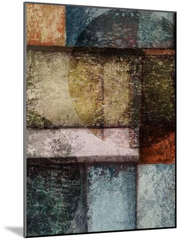 Rectangle Wcircles 6 Right-Kristin Emery-Mounted Art Print