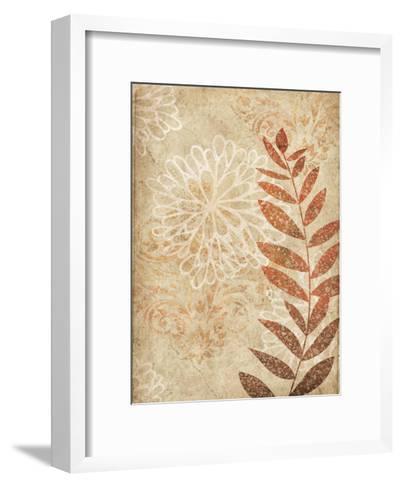 Red 8 Piece-Kristin Emery-Framed Art Print