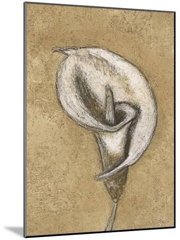 Lily 4-Kristin Emery-Mounted Art Print