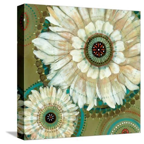 Turning Back I-Carol Robinson-Stretched Canvas Print