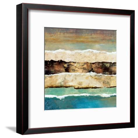 On Edge Revisited I-Norm Olson-Framed Art Print