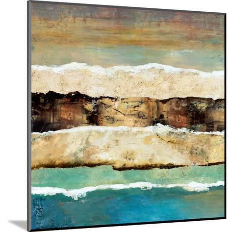 On Edge Revisited I-Norm Olson-Mounted Art Print