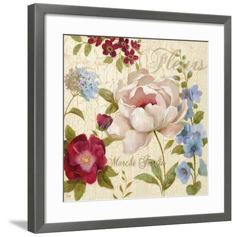 Marche Jardin-Nan-Framed Art Print