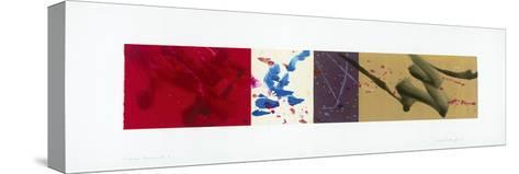 Cross Currents II-Jackie Battenfield-Stretched Canvas Print