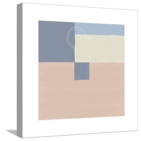 Mond II-Gerry Baptist-Stretched Canvas Print