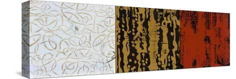 Graphic II-Bridges-Stretched Canvas Print