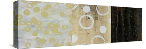 Graphic IV-Bridges-Stretched Canvas Print