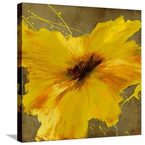 Colourful Flowers II-Bridges-Stretched Canvas Print
