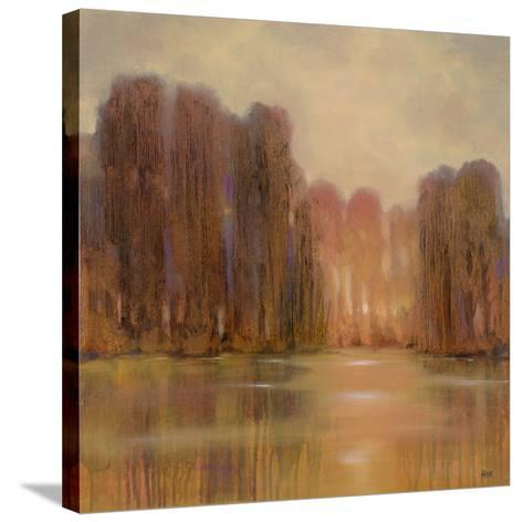 Tranquil Setting III- Hall-Stretched Canvas Print