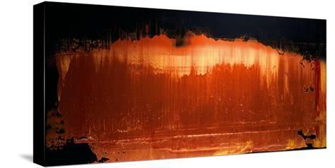acqueous-Pamela Nielsen-Stretched Canvas Print