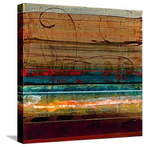 Desert Melody III-Douglas-Stretched Canvas Print