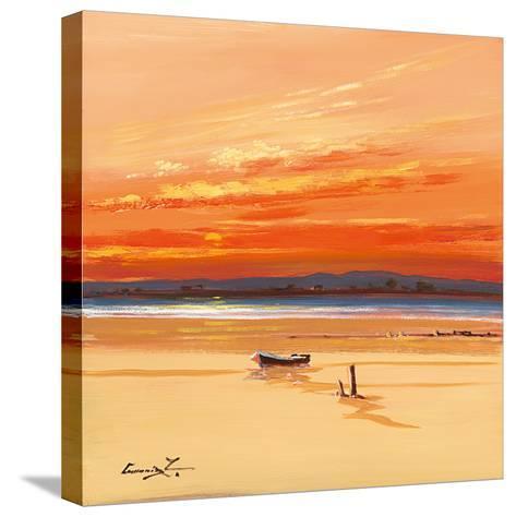 Arns Peninsula-William Cunningham-Stretched Canvas Print