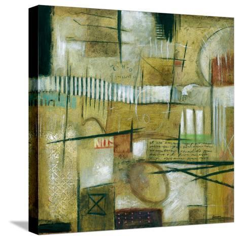 Origin Of Space I-Giovanni-Stretched Canvas Print
