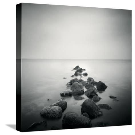 Stepping Into the Distance-Hakan Strand-Stretched Canvas Print