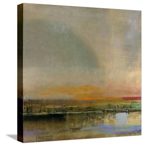 Rampart Of Destiny-Santiago-Stretched Canvas Print