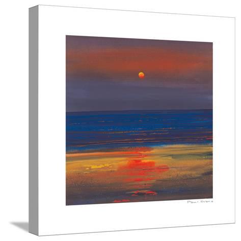 Liquid Amber-Paul Evans-Stretched Canvas Print