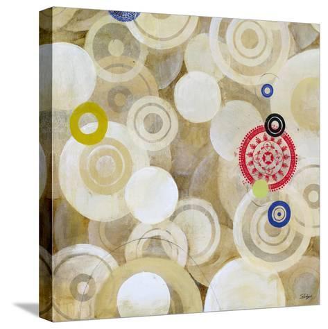 Lots Of Spots III-Bridges-Stretched Canvas Print