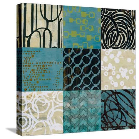Elemental II-Bridges-Stretched Canvas Print