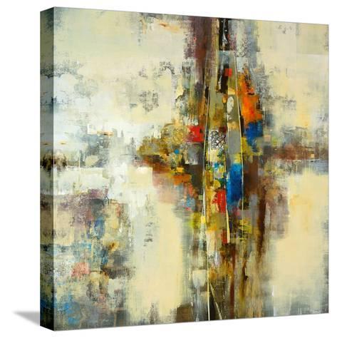 Centrifuge-Kemp-Stretched Canvas Print
