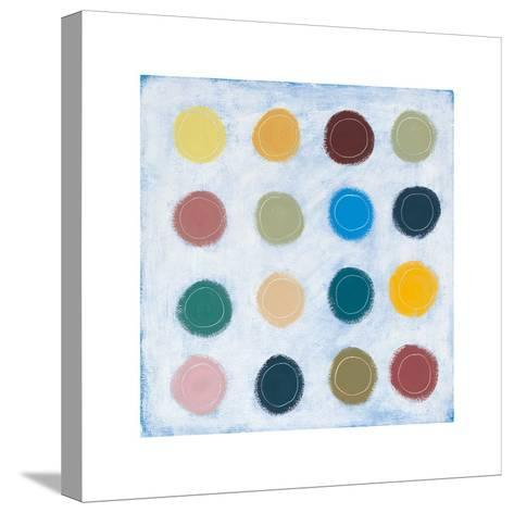 Rotations I-Esther Wragg-Stretched Canvas Print