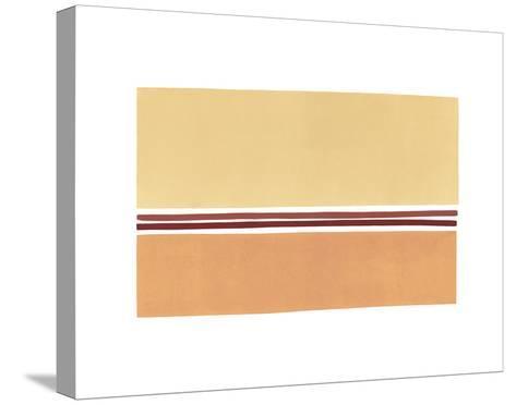 Strata I-Suze Adams-Stretched Canvas Print