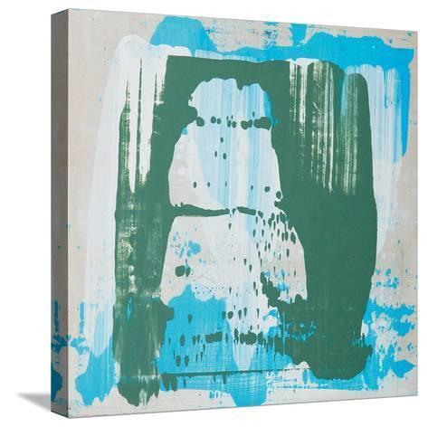Colourisation- Pru-Stretched Canvas Print