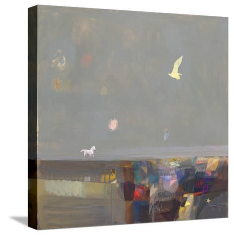 Wild and Free-Ele Pack-Stretched Canvas Print