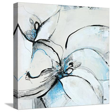 Jesting III-Leila-Stretched Canvas Print