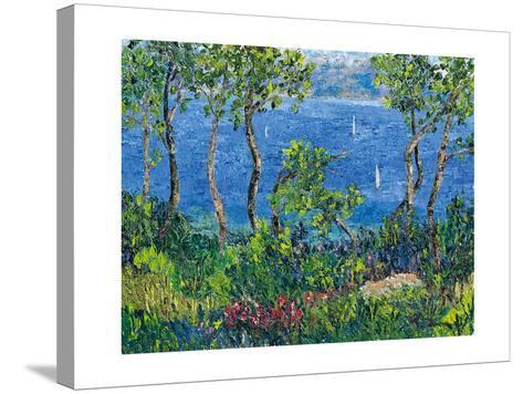 Sea Dreams-Tania Forgione-Stretched Canvas Print