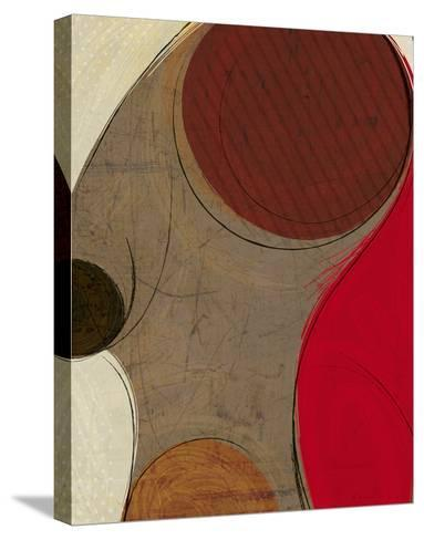 Conjoined III-Enrico Varrasso-Stretched Canvas Print