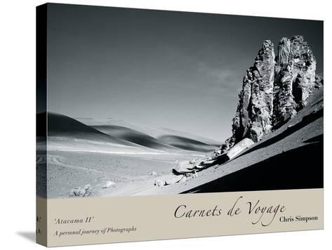 Atacama II-Chris Simpson-Stretched Canvas Print