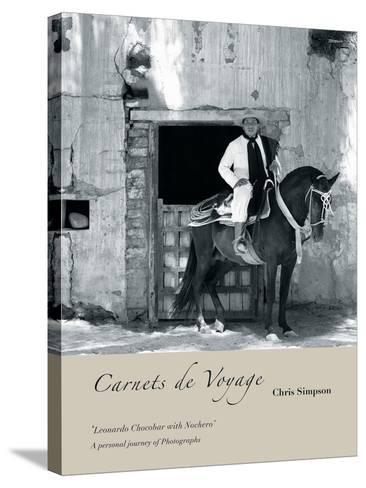 San Antonio de Areco II-Chris Simpson-Stretched Canvas Print