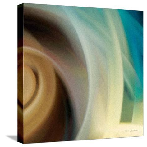 Modulation I-Mark Lawrence-Stretched Canvas Print