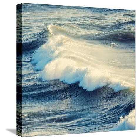 The Breakers-Irene Suchocki-Stretched Canvas Print