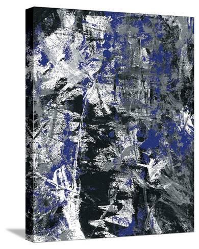 Confusion-Tanuki-Stretched Canvas Print