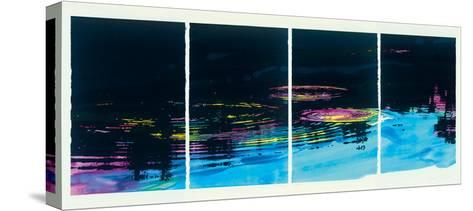 Deep Water-Jackie Battenfield-Stretched Canvas Print