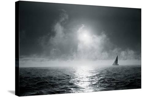 Drifting-Andrew Geiger-Stretched Canvas Print