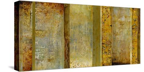 Labyrinth-Douglas-Stretched Canvas Print