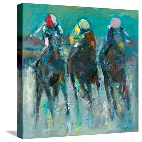 Photo Finish-Neil Helyard-Stretched Canvas Print