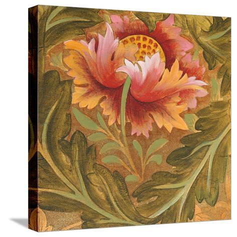 Gloria Verte IV - Detail-Augustine-Stretched Canvas Print
