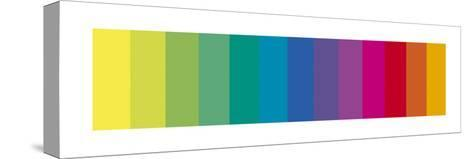 Spectrum-Tom Frazier-Stretched Canvas Print