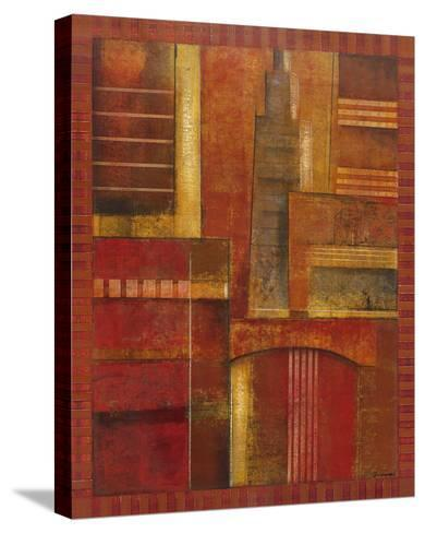 City Towers II-Giovanni-Stretched Canvas Print