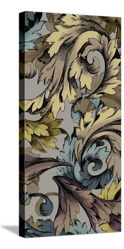 Eglantyne Panel II-Emma Hill-Stretched Canvas Print