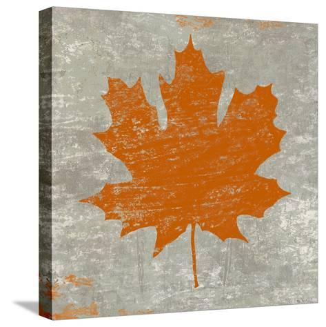 Forest Leaf III-Max Carter-Stretched Canvas Print