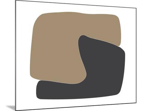 Forms, 2013-Anne Montiel-Mounted Art Print