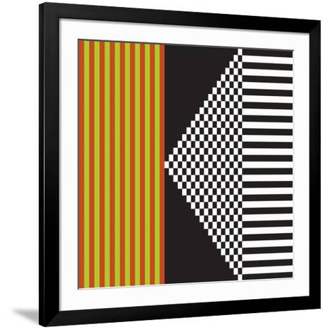 Variazione N°23, 2012-Ernesto Riga-Framed Art Print