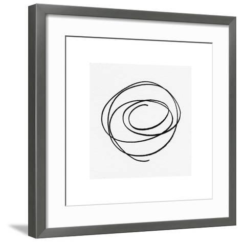 Black and White Collection N° 17, 2012-Allan Stevens-Framed Art Print