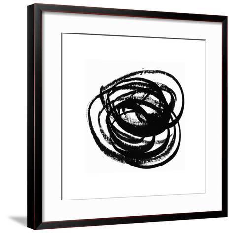 Black and White Collection N° 09, 2012-Allan Stevens-Framed Art Print