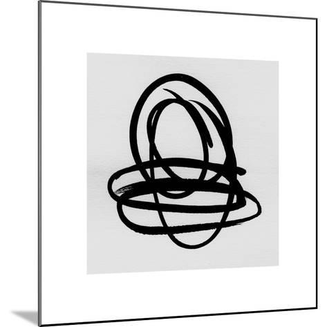 Black and White Collection N? 33, 2012-Allan Stevens-Mounted Serigraph